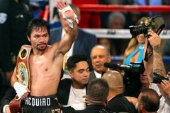 Manny Pacquiao retires from boxing after 26-year career: 'All glory to God'
