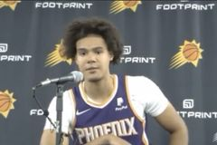 Phoenix Suns' Cameron Johnson shares meaning behind jersey No. 23