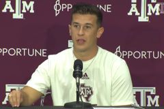 Texas A&M kicker recited Psalm 23:1 all night before hitting game-winning field goal against Alabama