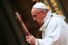 The Pope's economics would move the world back to medieval mass starvation